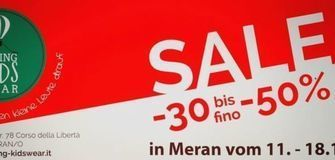 Sale -30% bis -50% @ PLEASE @ VINGINO @ BELLY BUTTON uvm...