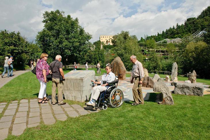 Giornata delle porte aperte per persone disabili
