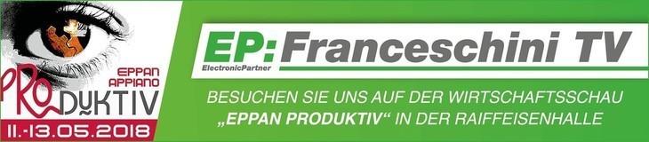 """Fiera """"Eppan produktiv"""": Venite a trovarci sul nostro stand nella Sala Raiffeisen di Appiano"""