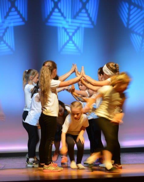 Tanzshow der Kinder und Jugendlichen 2018