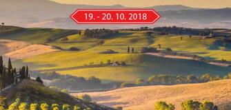 Große Hausmesse im Herbst 2018 - mit italienischem und Südtiroler Wein und Spezialitäten