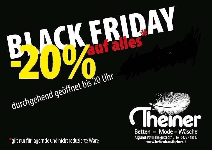 Black Friday!!!