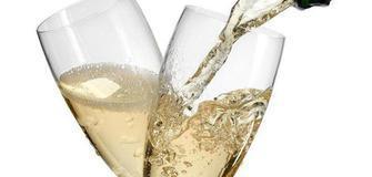 Champagner Verkostung beim harpf Getränkeladen