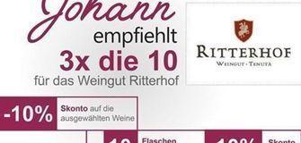 Johann empfiehlt..
