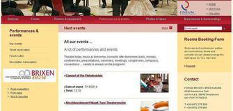 Kennen Sie schon die Veranstaltungen hier im Forum?
