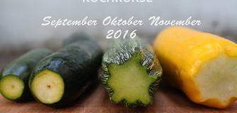 Kochkurse Herbst 2016