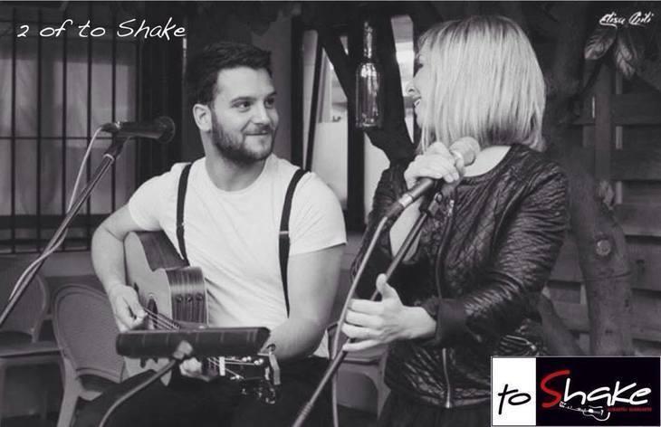SOSTITUZIONE: Musica da vivo - 2 of TO SHAKE