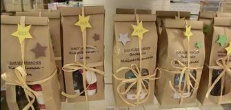Sinnvolle, liebevoll verpackte Weihnachtsgeschenke für Gesundheit und Wohlbefinden