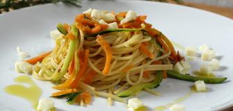 Neues Rezept: 3 x Spaghetti