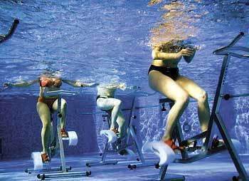 Corso Aquacycling