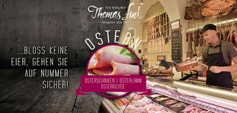 Super leckerer Osterschinken - dieser darf bei keiner Feier fehlen!
