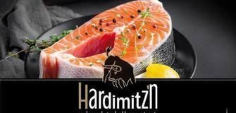 Pesce e crostacei al Hardimitz'n!