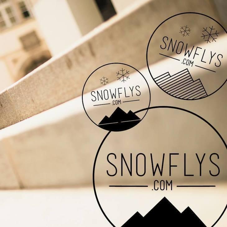 Neue stylische Drucke #snowflys