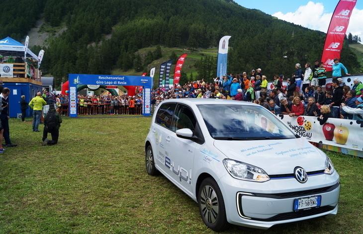 Giro Lago di Resia 2017