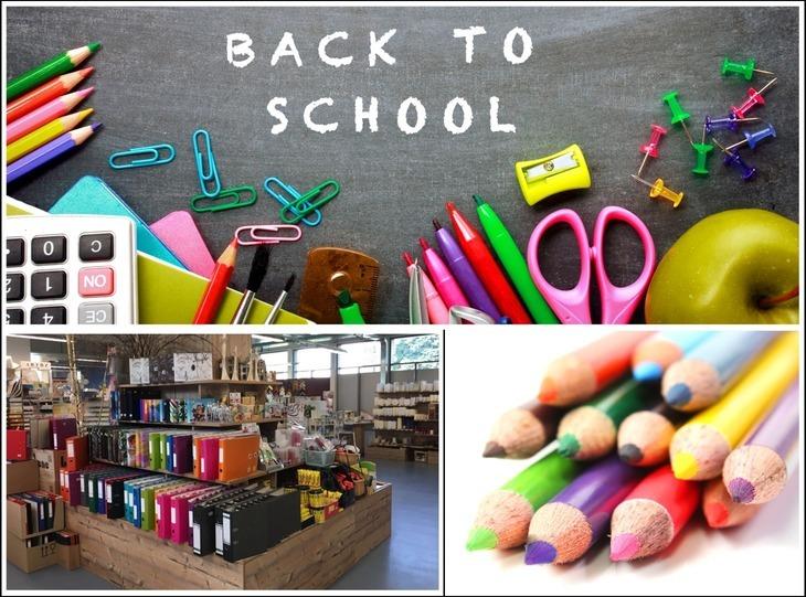 Inizio della scuola 2017