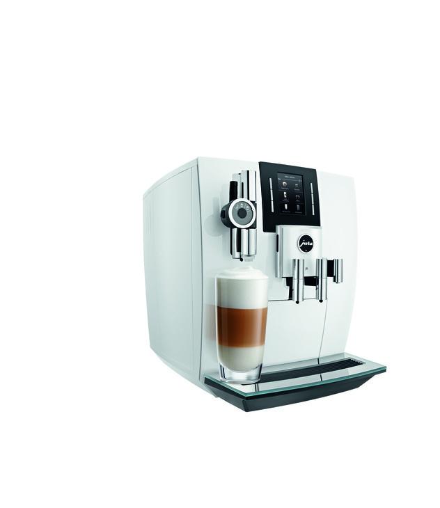 le macchine automatiche di Jura per sentire il highlight nel bere un squisito caffé