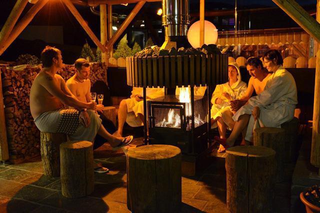 Serate lunghe in sauna con nuovo programma di aufguss al Cron4