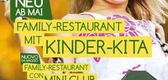 NEU: Family Restaurant mit Kinder-KITA