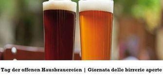 Tag der offenen Bierbrauereien