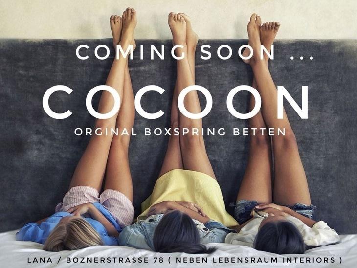 Coming soon: Original Boxspring Betten