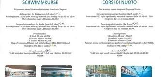 Schwimmkurse im Cron4