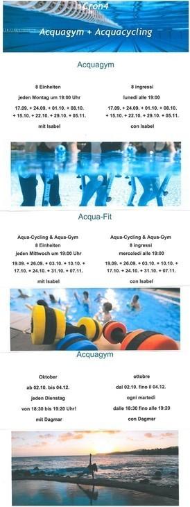 Cron4's Acqua-Sports