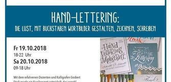 Hand-Lettering Workshop