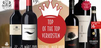 HEUTE: Große Traditionelle Weinverkostung 2019 - das Event des Jahres in Sterzing!