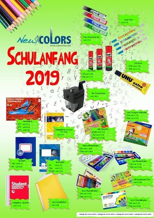 Offerta scuola 2019