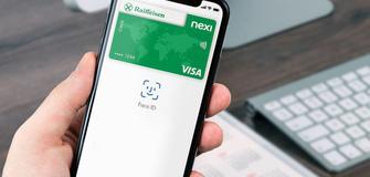Raiffeisen e Apple Pay: Pagare veloce e sicuro