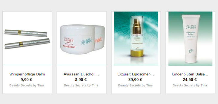 *NUOVO* Online Shop