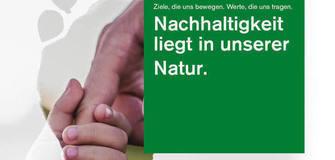Nachhaltigkeit liegt in unserer Natur