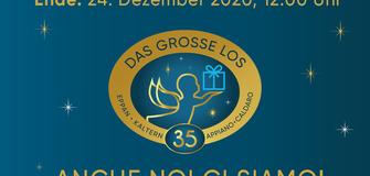 Das große Los 2020 Eppan/Kaltern: lokal-nachhaltig-persönlich