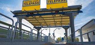 Freie Fahrt mit Telepass