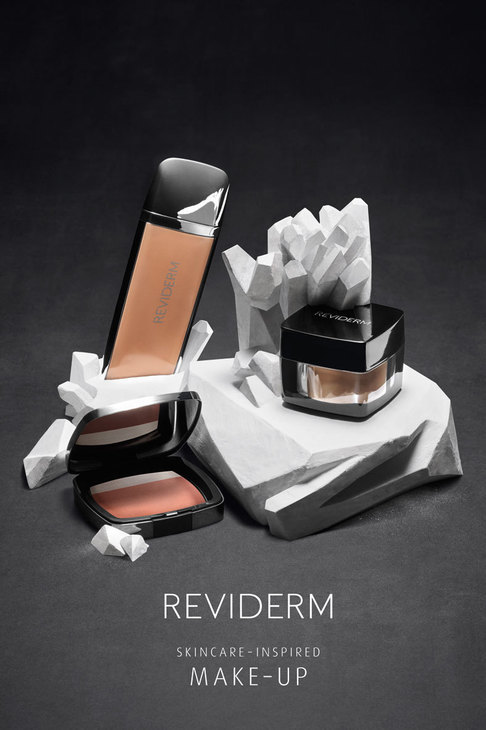 NUOVO! REVIDERM MAKE-UP SKINCARE INSPIRED