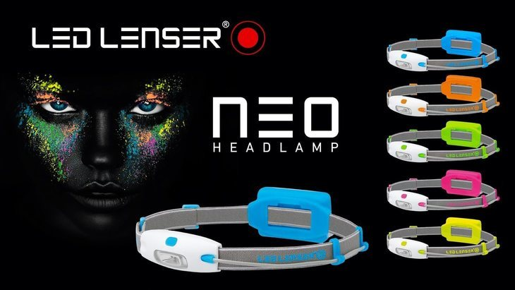 LED LENSER® NEO
