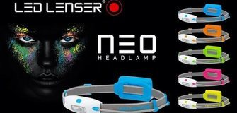 LED LENSER® NEO ab jetzt bei uns