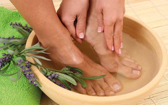 Il nostro nuovo programma curativo per i Vostri piedi