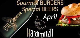 Burger & special beers!