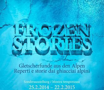 Reperti e storie dai ghiacciai alpini