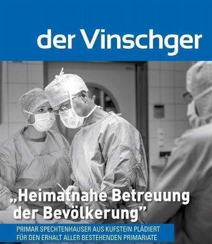 """Zu lesen im aktuellen """"Der Vinschger"""""""