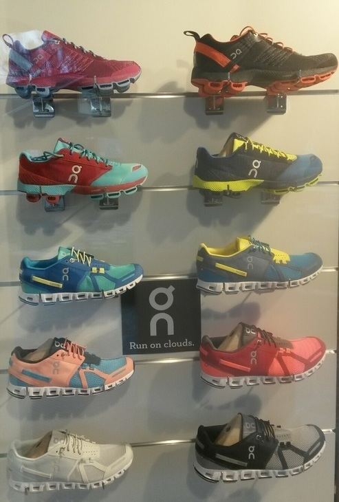 On - Swiss Performance Running Shoes