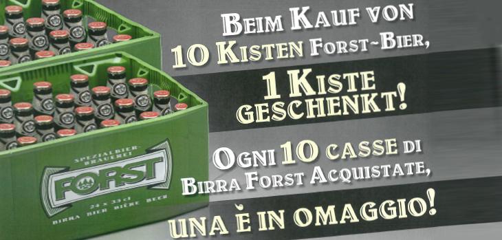 1 Kiste geschenkt - 20.05 - 01.08.15