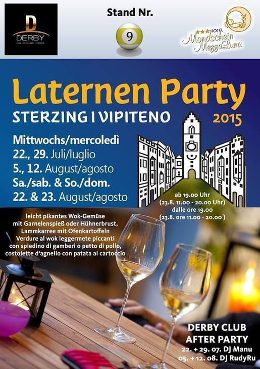 Laternen Party