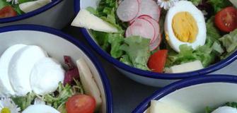 MENU : Ottimi piatti nel mercato dei sapori a Brunico