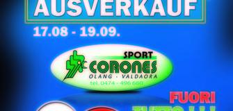 Svenditá Totale fino al 15.09.2015 - Fuori Tutto!!! -30% -50% -70%