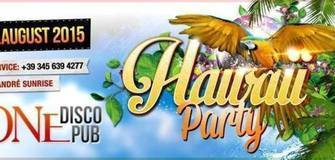 Hawaii Party mit DJ Pives