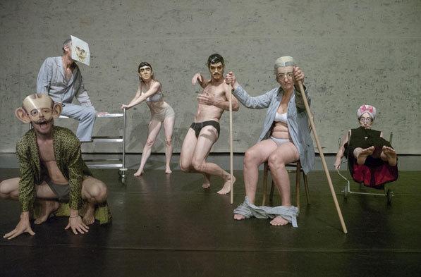 Tanztheater Zeitsprünge