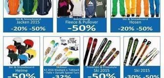 Werbeverkauf - Ersparnis bis zu - 70%