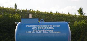 Wasserspeicher für Trink- und Brauchwasser